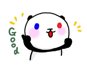 赤青ぱんだ